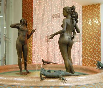 Изготовление интерьерной скульптуры